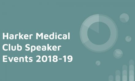 Harker Medical Club Speaker Events 2018-19