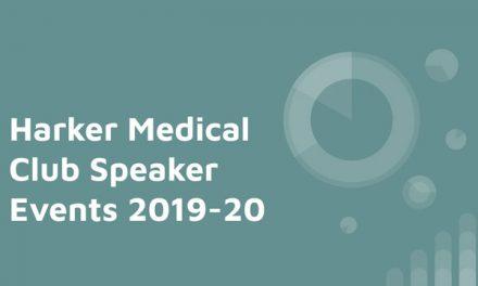 Harker Medical Club Speaker Events 2019-20