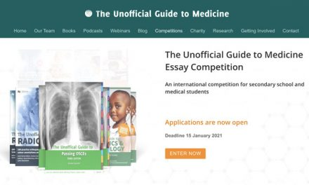 The Unofficial Guide to Medicine Essay Contest